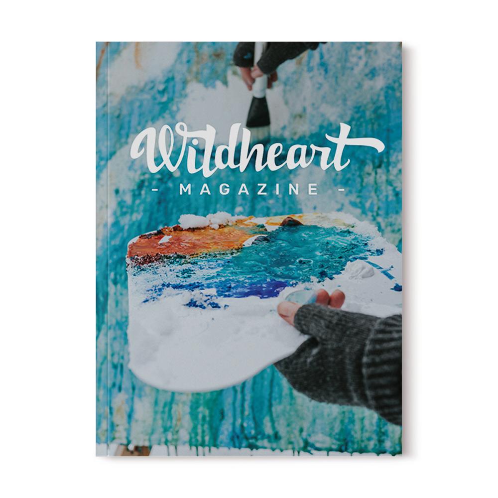 Wildheart Magazine Issue 6 cover